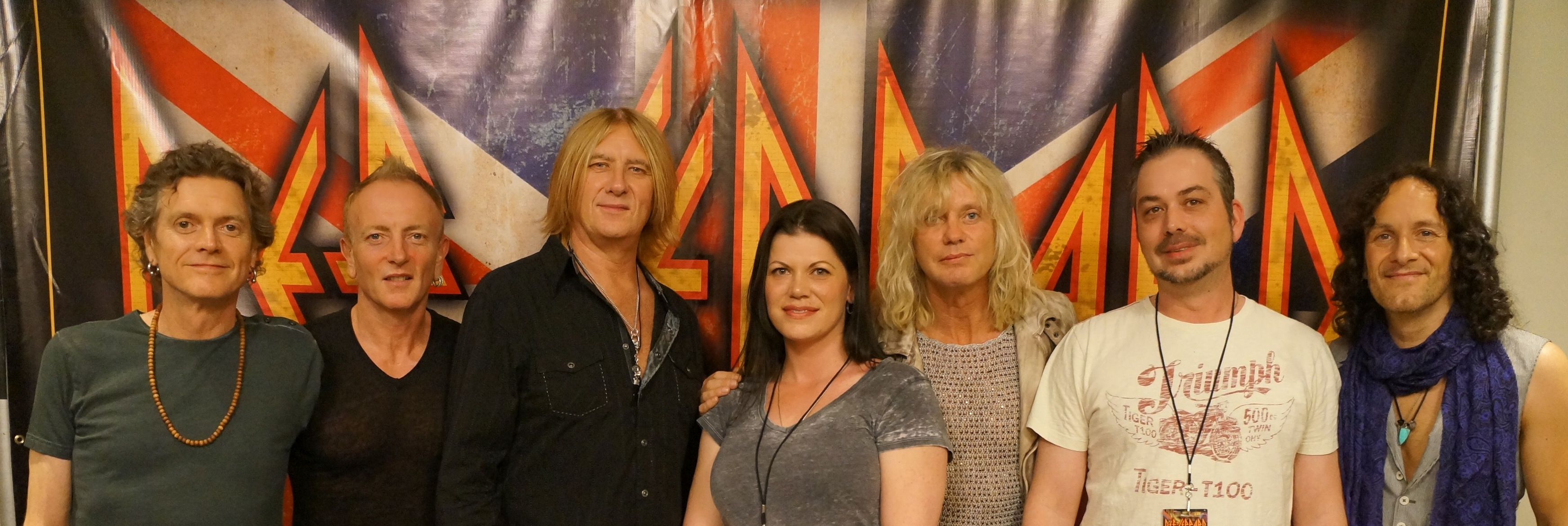 Def Leppard Wded Flatbird Viva Hysteria 2012 The Joint At The
