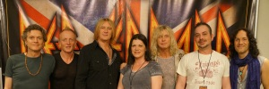 Def Leppard w/Ded Flatbird Viva Hysteria 2012 The Joint at the HardRock in Las Vegas, NV