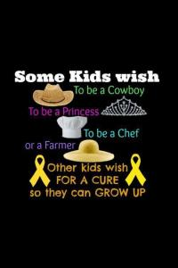Go Gold in September~Childhood Cancer Awareness Month