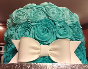 Hombre Rose Cake
